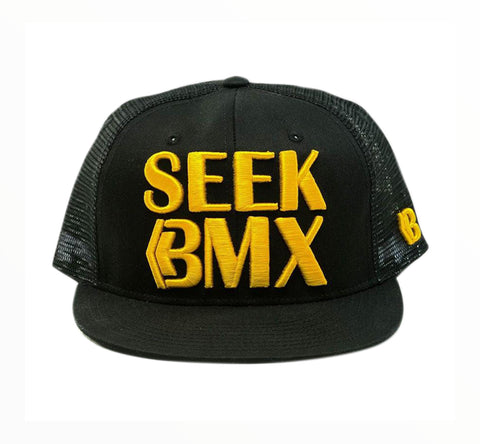 Seek BMX Trucker Cap