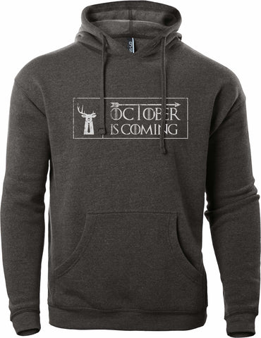 October Is Coming Hoodie