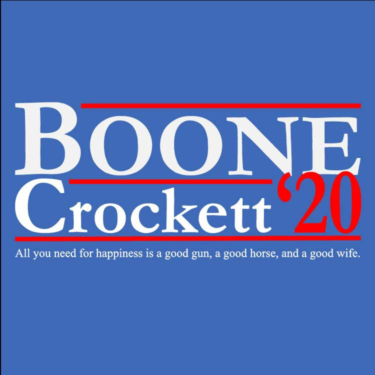 Boone Crockett '20