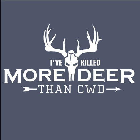 Kill More Deer Than CWD