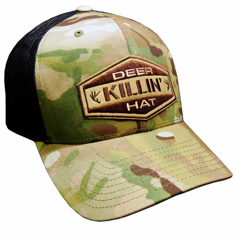 Deer Killin' Hat - Structured