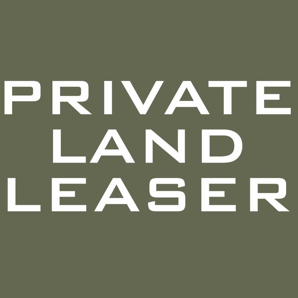 Private Land Leaser