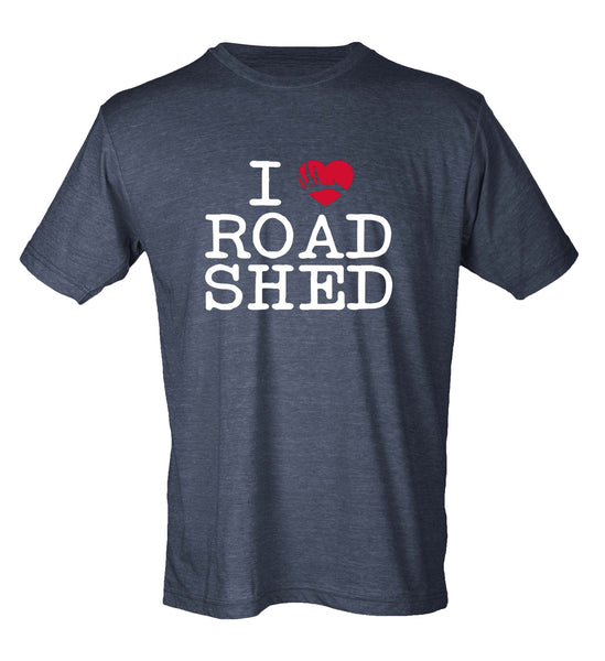 I Love Road Shed