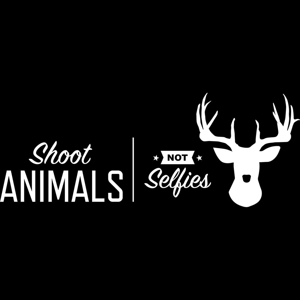 Shoot Animals, Not Selfies