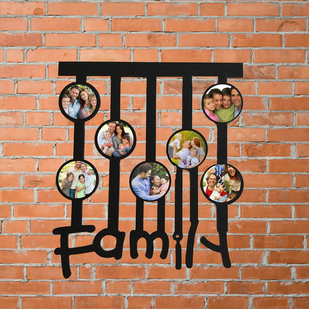 Family Wall Frame 16x16 inches | SF149