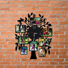 Tree Wall Clock Frame 16x20 inches | SF165
