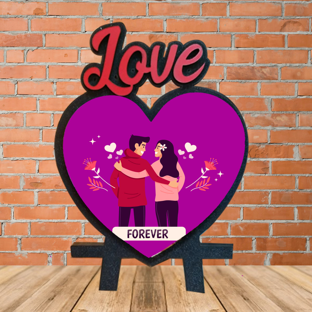table frame valentine gifts