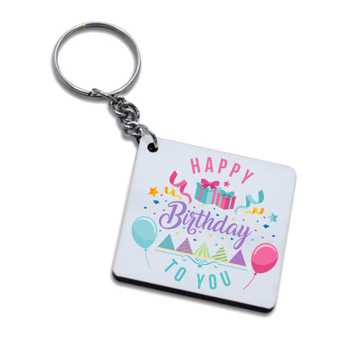 Birthday Key chain