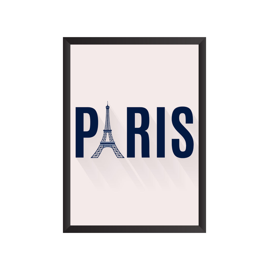 PARIS Wall Frame | PF037