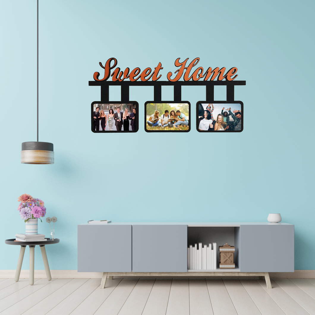 Sweet Home Frame 8x15 inches