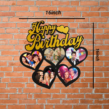 Happy Birthday Wall Frame 16x16 inches | SF193