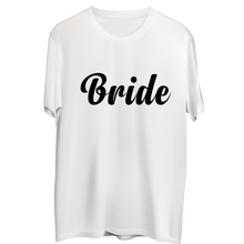 Bride Cotton T-shirt | T072