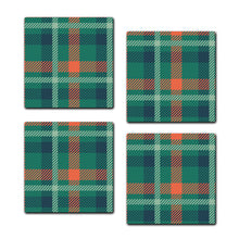 Multicolored Coaster Set | Set of 4 Wooden Coaster - SC006