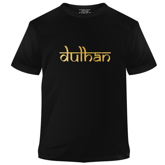 Dulhan Cotton T-shirt | T066