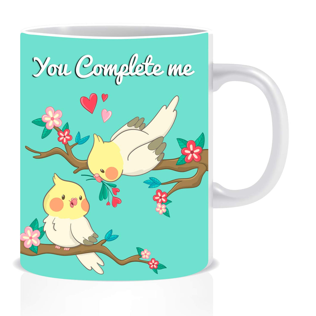 You Complete Me Coffee Mug | ED1425