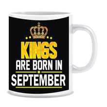 Kings Born In September Coffee Mug