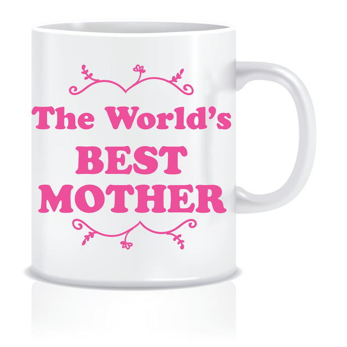 World's Best Mother Coffee Mug | ED633