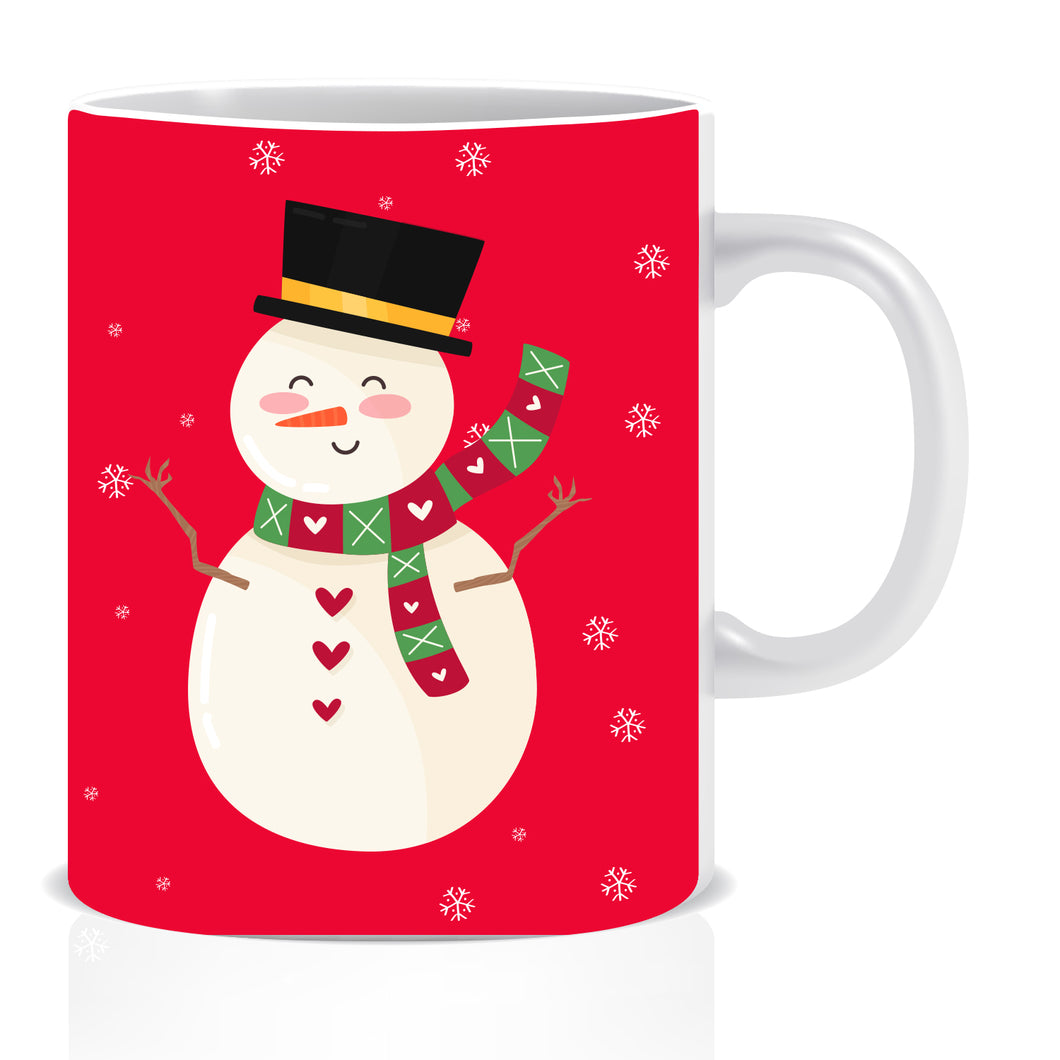 Christmas Ceramic Coffee Mug -ED1399