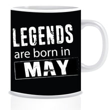 Legends Born In May Coffee Mug