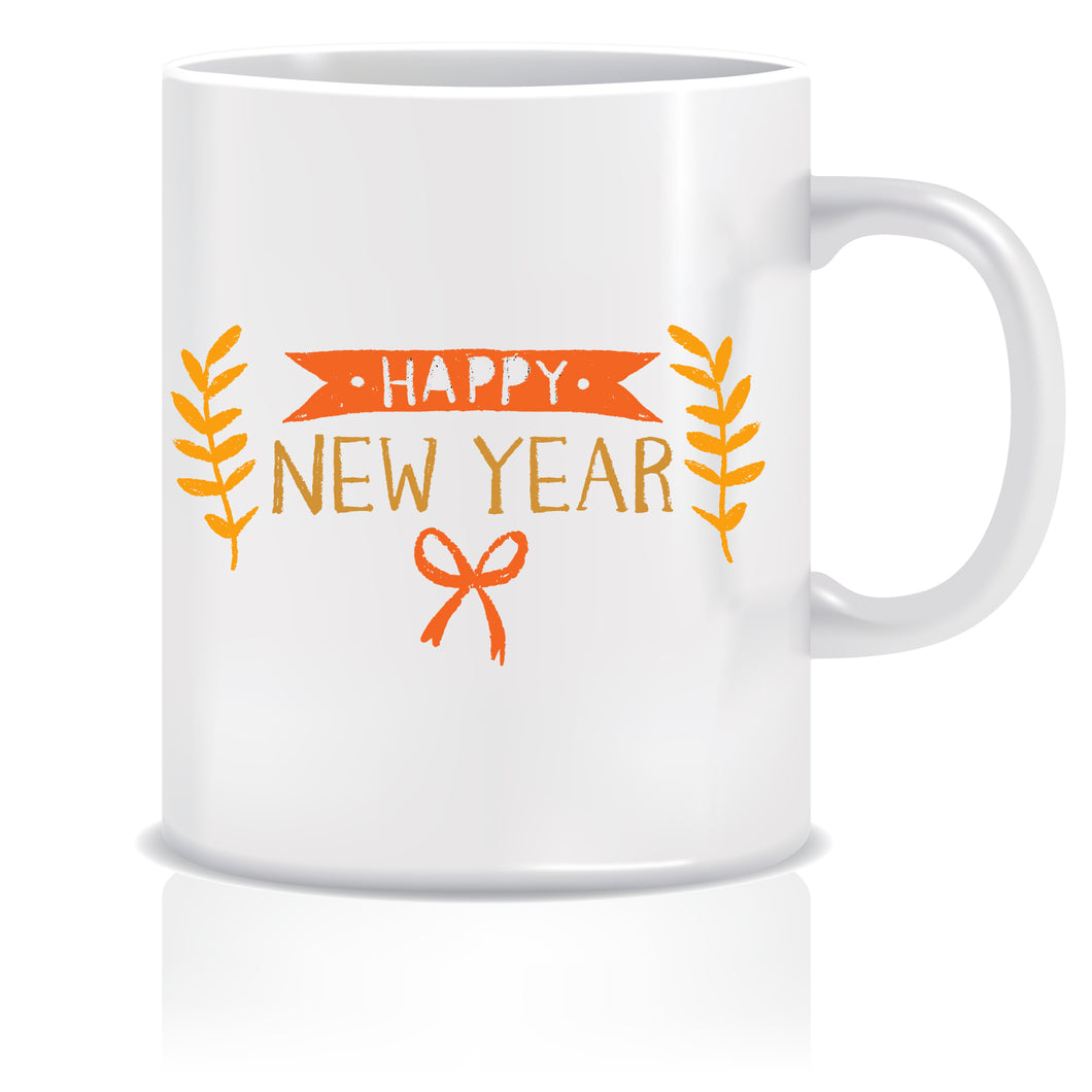 New Year Coffee Mug | ED294