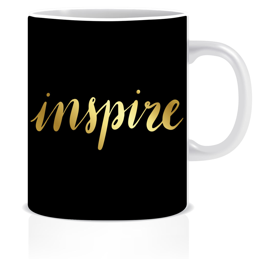 Inspire Ceramic Coffee Mug | ED1464