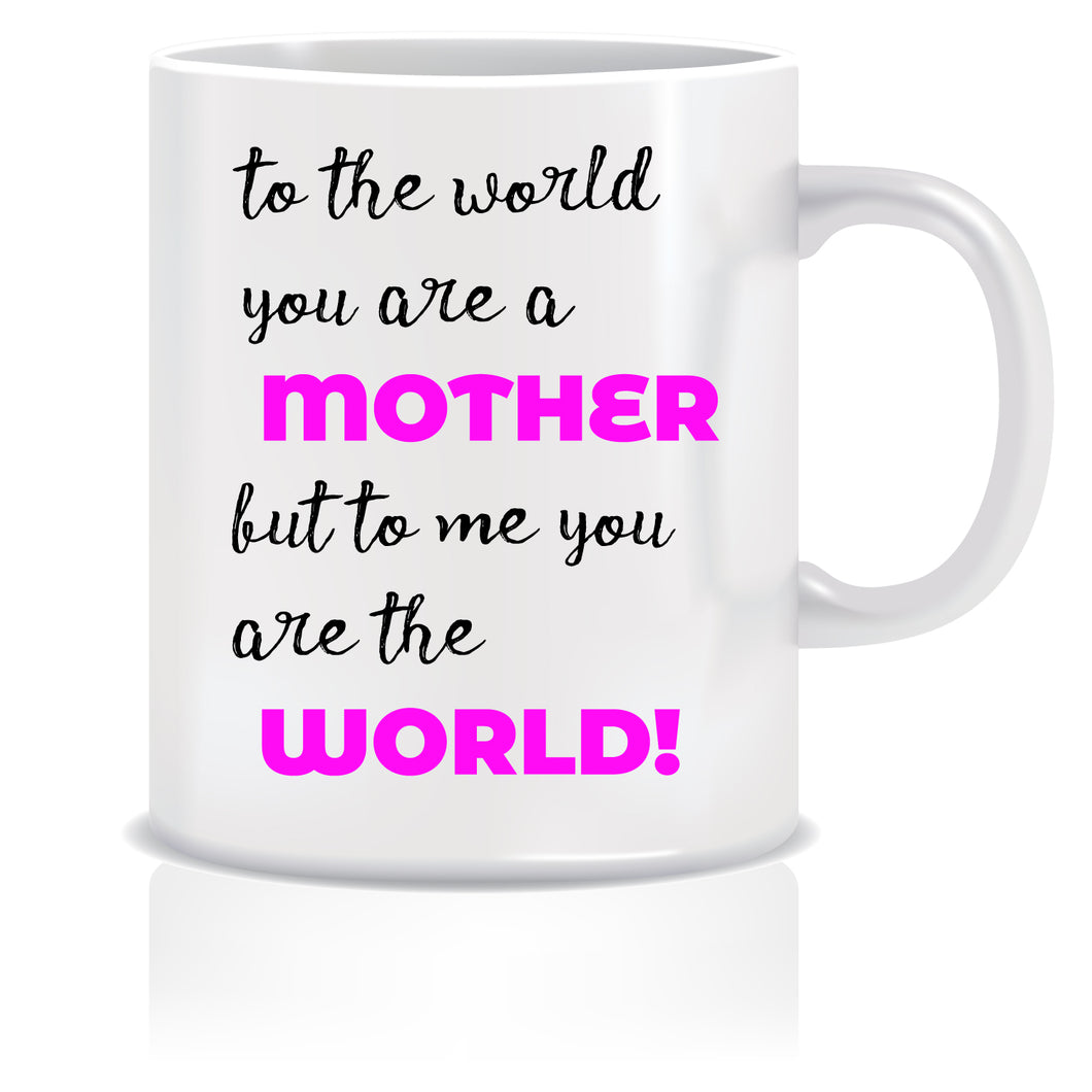 To me you are the World Coffee Mug | ED627
