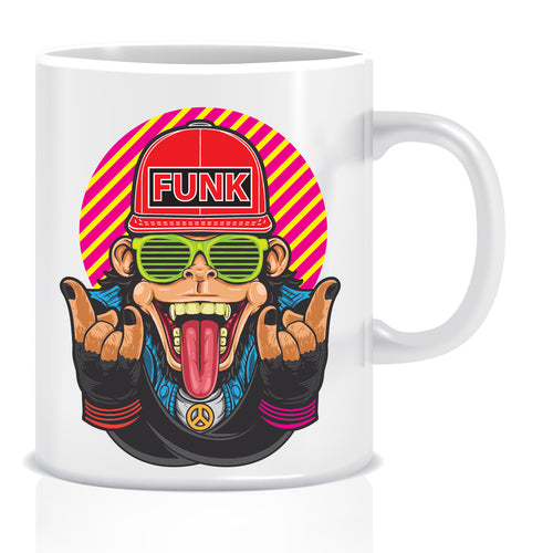 Funk Ceramic Coffee Mug | ED1433