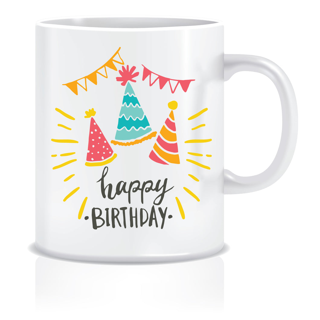 Happy Birthday Coffee Mug  ED643