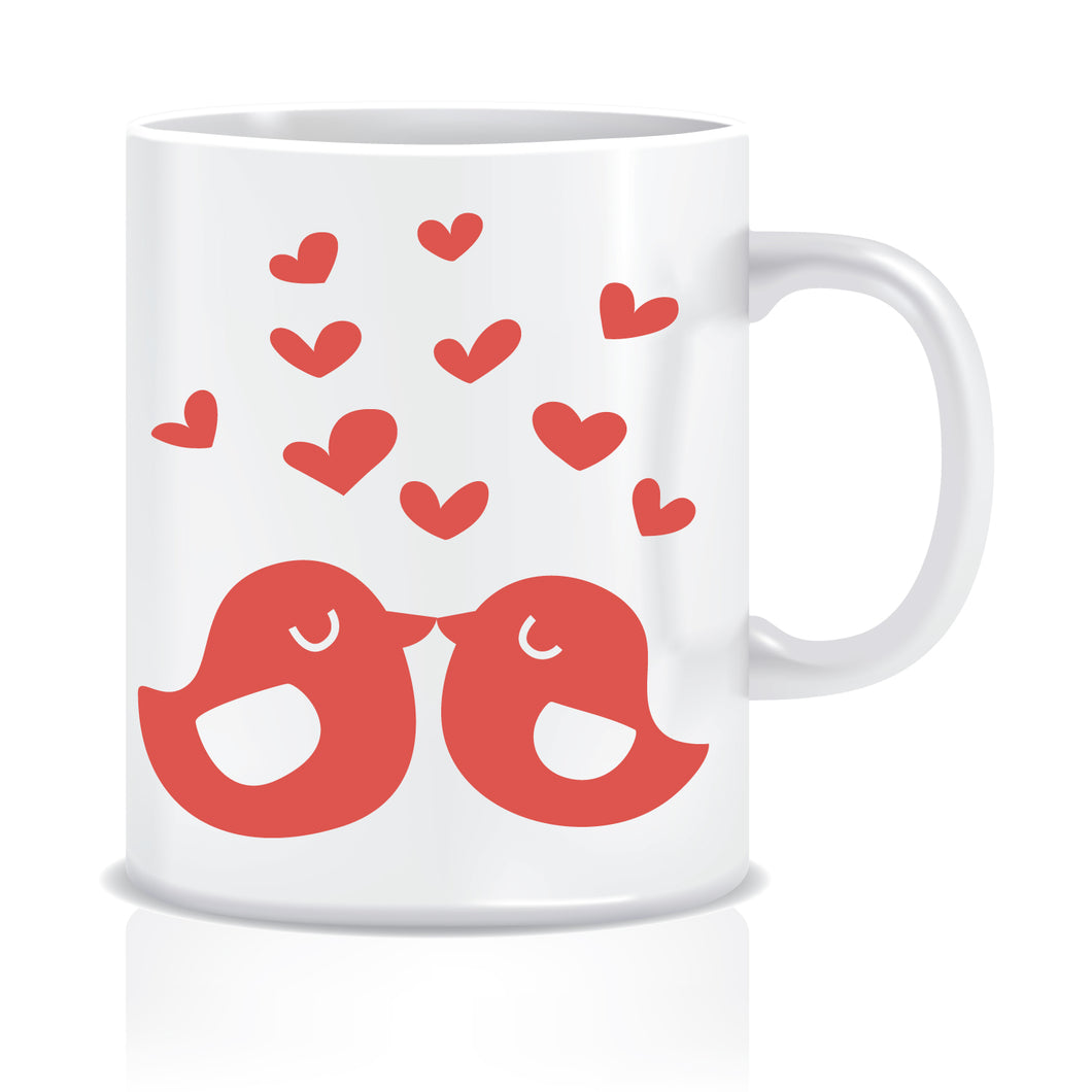 Love Birds Coffee Mug | ED365