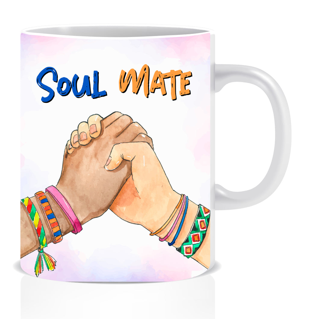 Soul Mate Ceramic Coffee Mug | ED1441