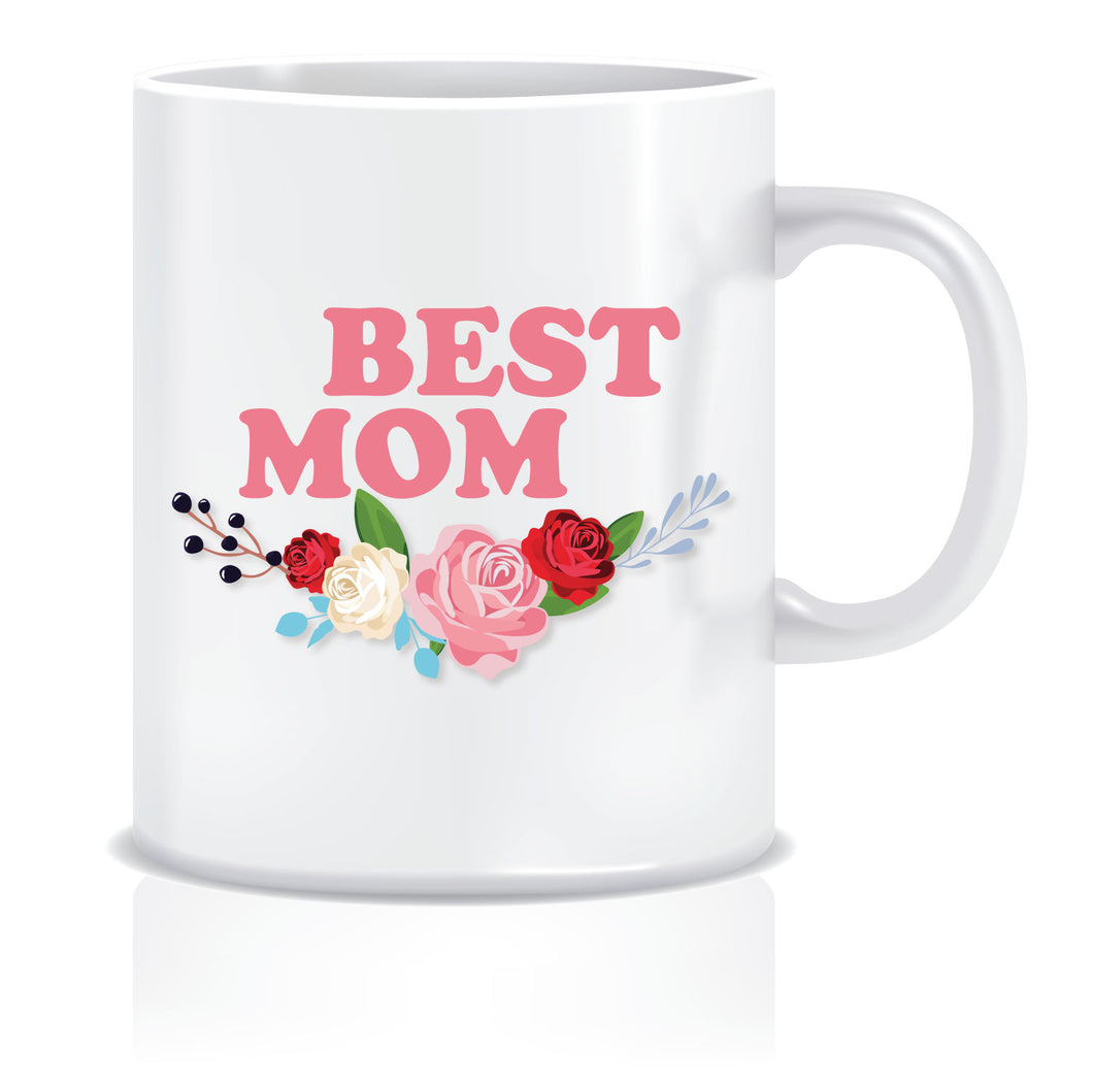 Best Mom Coffee Mug | ED634