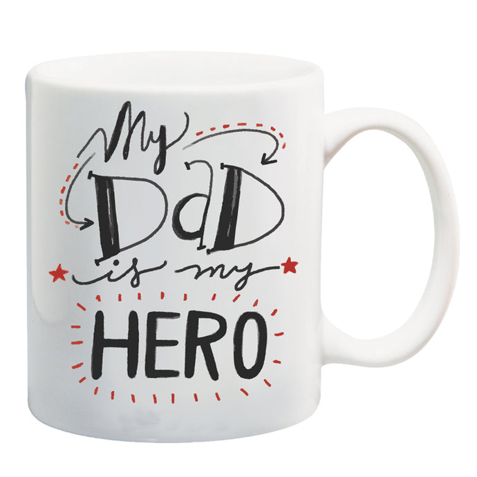 My Dad My Hero Coffee Mug