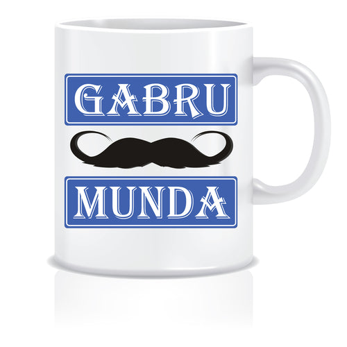 Gabru Munda Ceramic Coffee Mug ED101
