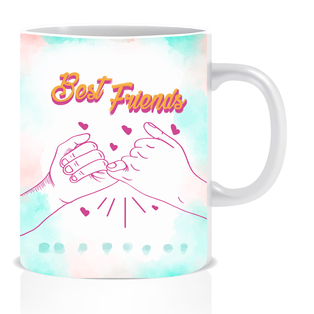 Best Friends Ceramic Coffee Mug | ED1440