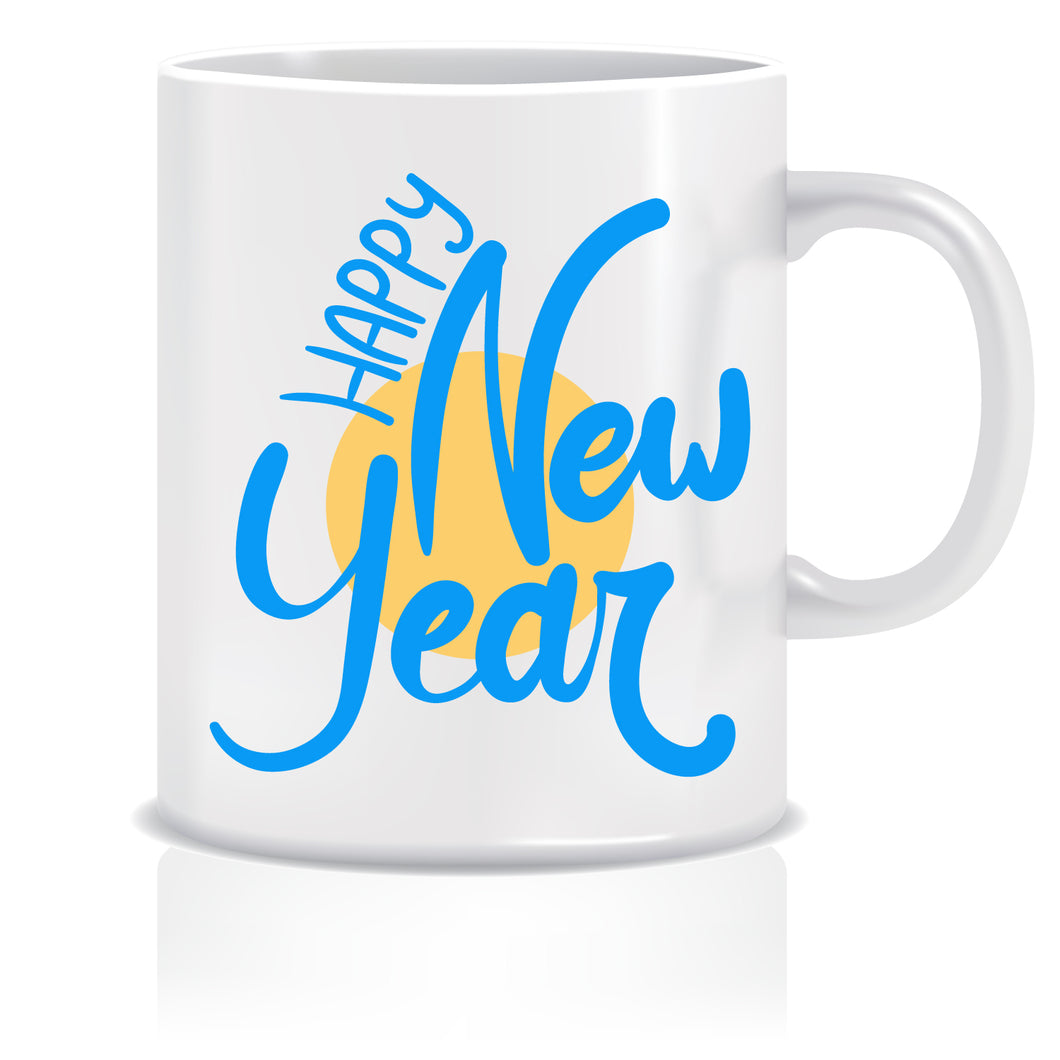 New Year Coffee Mug | ED296
