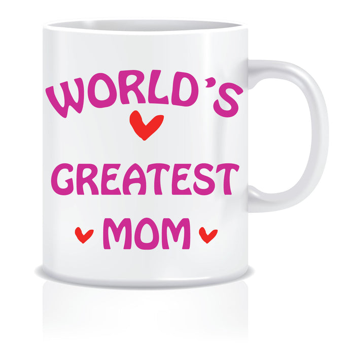 World's greatest Mom Coffee Mug | ED632