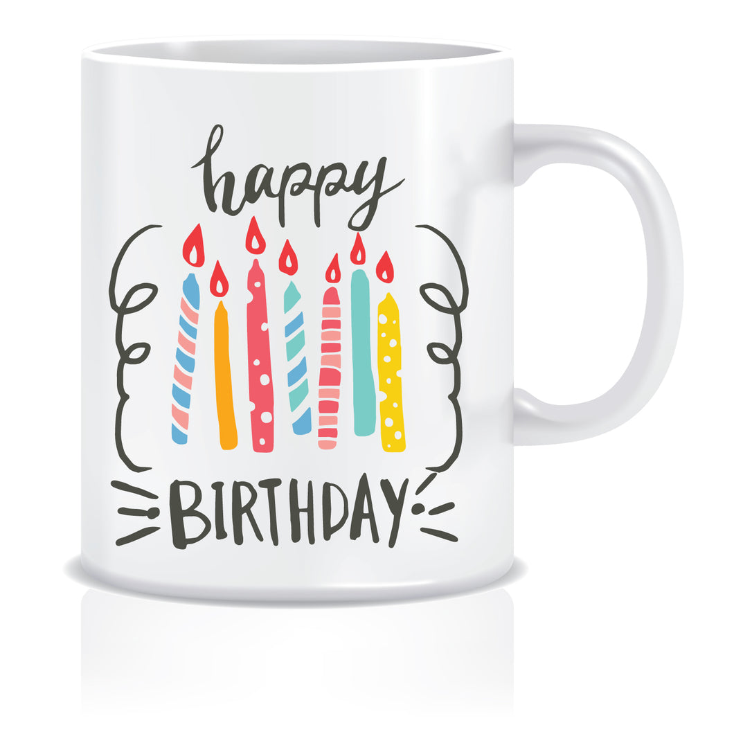 Happy Birthday Coffee Mug  ED642