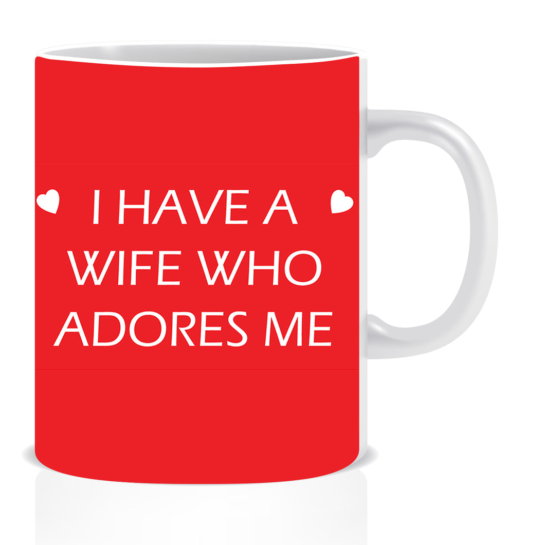 I Have A Wife Who Adores Me | ED1361