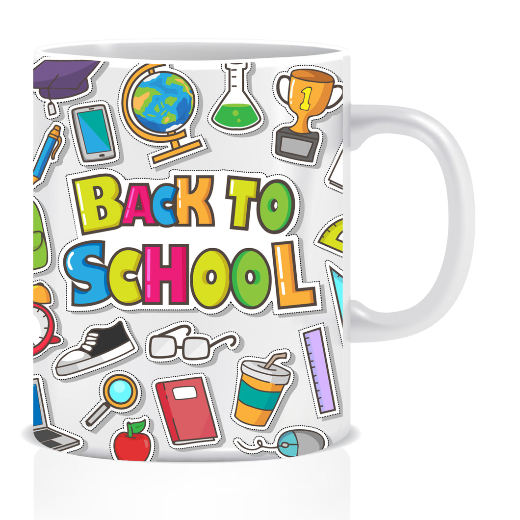 Back To School Ceramic Coffee Mug | ED1450