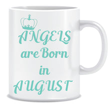 angels are born in august birthday gifts