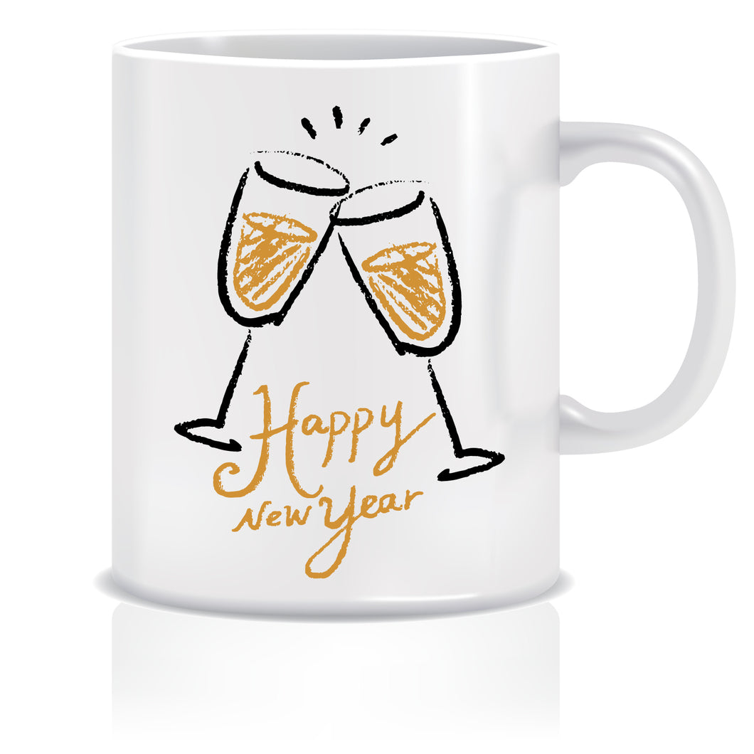 new year gifts mugs