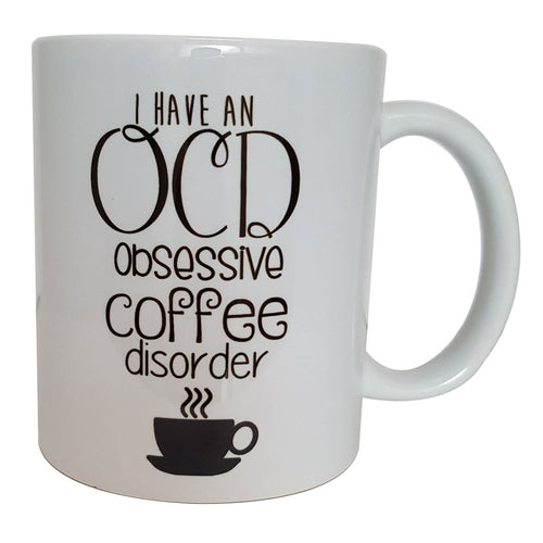 OCD Coffee Mug | ED286