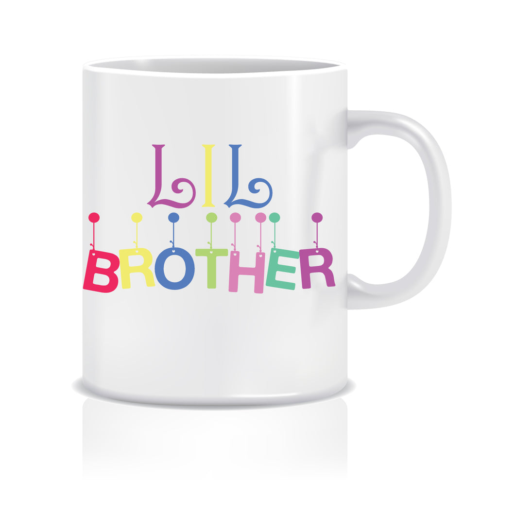 Lil Brother Ceramic Coffee Mug ED049