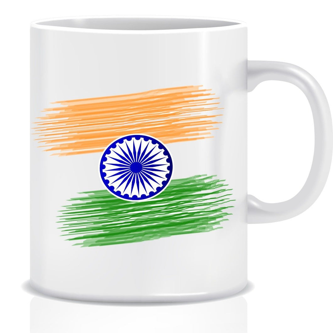 India Ceramic Coffee Mug ED017
