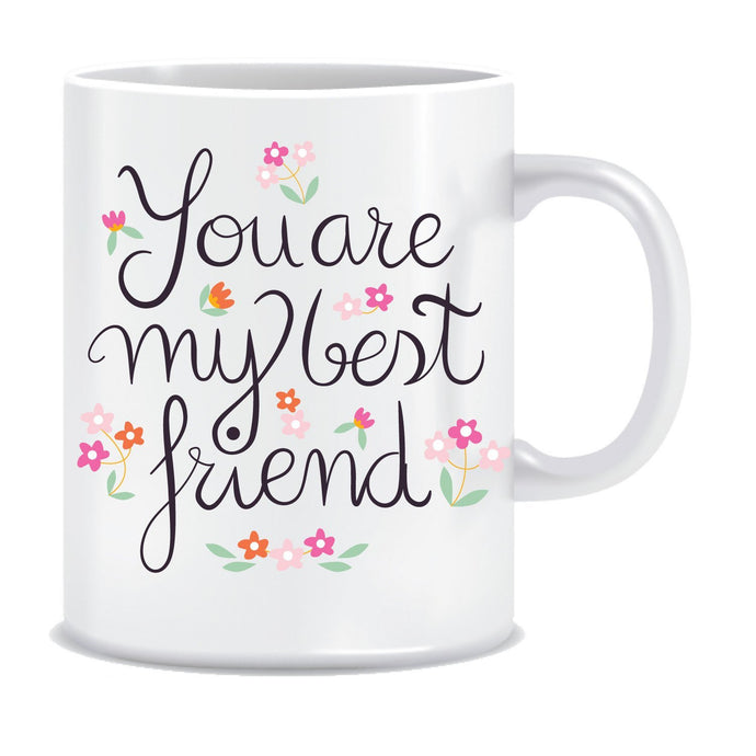 Best Friend Ceramic Coffee Mug ED025