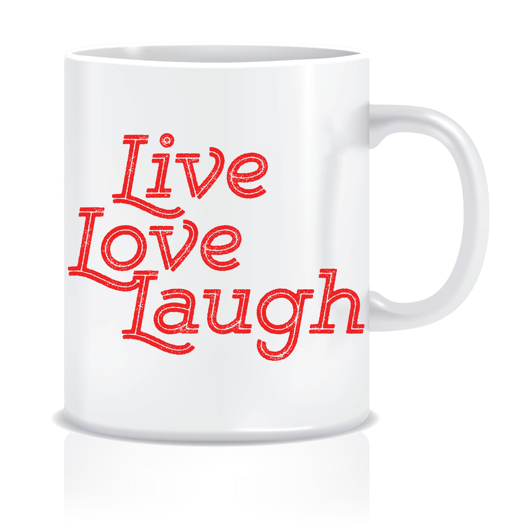 Live Love Laugh Coffee Mug | ED424