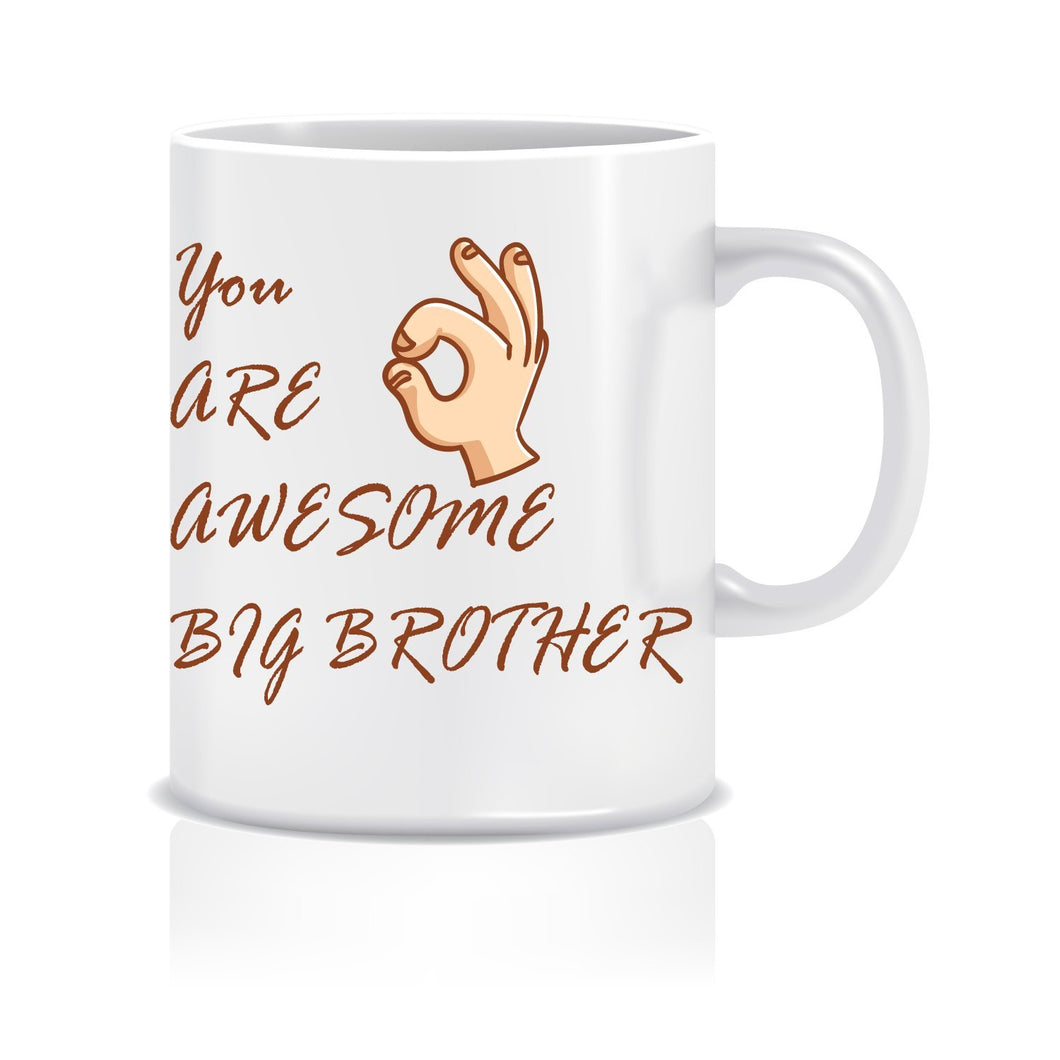 Awesome Brother Coffee Mug
