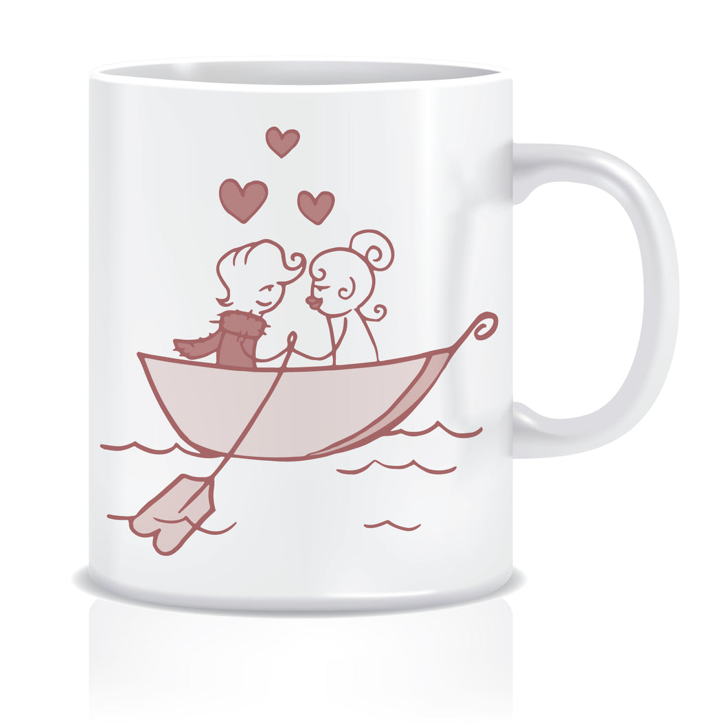 Couple in Love Coffee Mug | ED395