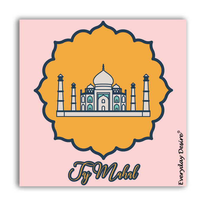 Flexible Fridge Magnet | Taj Mahal - FM147