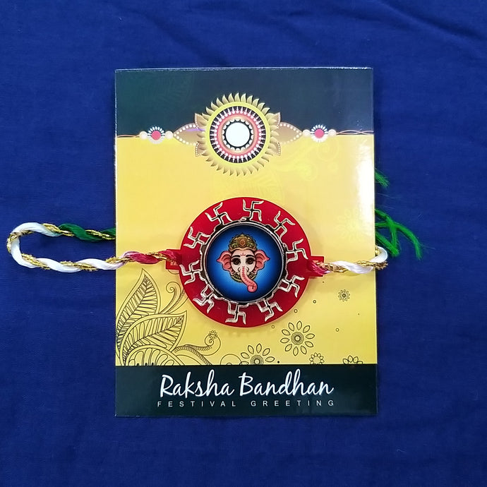 personalized rakhi